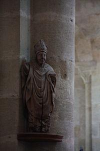 18. Église romane de Saint-Menoux.JPG