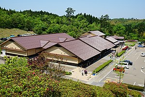 180504 Iwami Ginzan World Heritage Center Oda Shimane pref Japan02s5.jpg