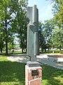180729 Balatonalmádi szoborpark Willy Baumeister Összefonódva.jpg