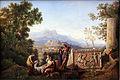 1823 Schinkel Griechische Ideallandschaft mit rastenden Hirten anagoria.JPG