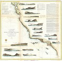 1853 U.S. Coast Survey Map of the West Coast of the United States - Geographicus - WestCoast2-uscs-1853.jpg