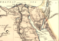 1885 Akabah map Egypt and the Basin of the Nile by Johnston BPL m0612005 detail.png
