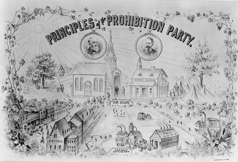 1888ProhibitionPoster