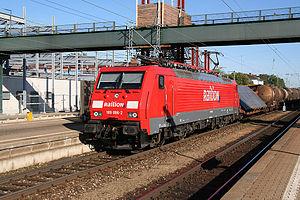 EuroSprinter - DB AG Class 189