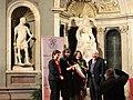 19-02-12 Premio Città di Firenze sulle Scienze Molecolari premiazione Charpentier 02.jpg