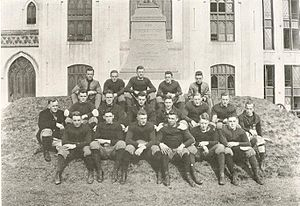 1915 VMI Keydets football team - Image: 1915 VMI Keydets football team