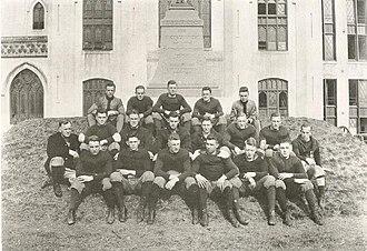 1915 VMI Keydets football team - Image: 1915 VMI Keydets football team