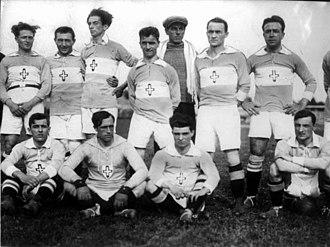 1921–22 Prima Categoria (FIGC) - Image: 1921–22 Unione Sportiva Novese