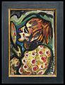 1948 Hans Breinlinger - Clown mit Spiegel.jpg