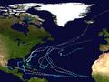 1951 Atlantic hurricane season summary map.png