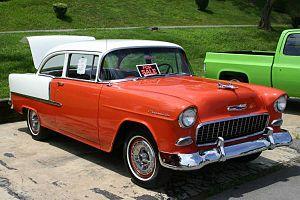 1955 Chevrolet - 1955 Chevy 210