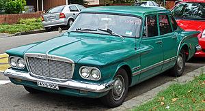 Chrysler Valiant - SV1 Valiant sedan