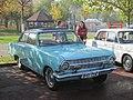 1963 Opel Rekord in Bucharest.jpg