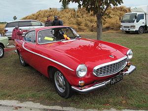 Volvo P1800 - 1964 Volvo 1800S