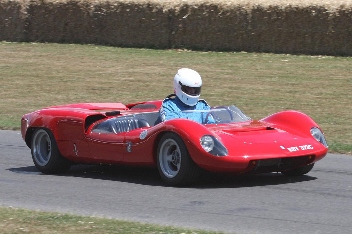 De Tomaso Sport 1000 Fantuzzi Spyder Wikipedia