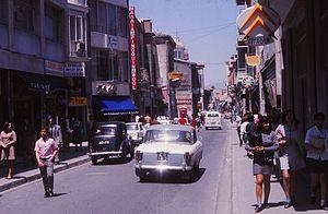 Ledra Street - Ledra Street in 1969