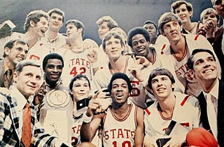 1973–74 NC State Wolfpack mens basketball team
