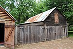 1978 - Goldfinders Inn Group - Barn (5055947b9).jpg