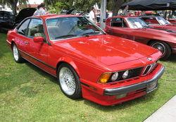 1986 BMW M6