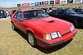 1986 Ford Mustang SVO Hatchback (14380793466).jpg