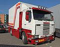 1992 Scania 143M 420 (8077482463).jpg