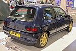 1994 Renault Clio William Rear.jpg