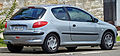 1999-2003 Peugeot 206 (T1) XR 3-door hatchback (2011-01-05).jpg