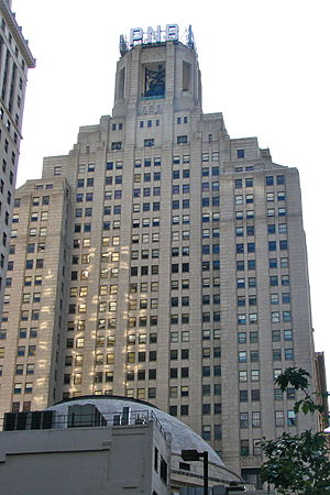 One South Broad - Image: 1 South Broad from west