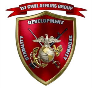 1st Civil Affairs Group - Image: 1st Civil Affairs Group Logo
