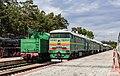2ТЭ10М-2670, Россия, Новосибирская область, МЖТ на станции Сеятель (Trainpix 216830).jpg