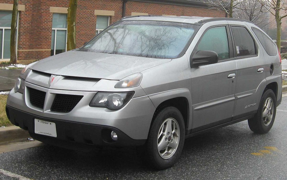 pontiac aztek wikipedia. Black Bedroom Furniture Sets. Home Design Ideas