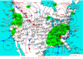 2003-02-16 Surface Weather Map NOAA.png