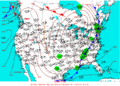 2003-05-21 Surface Weather Map NOAA.png