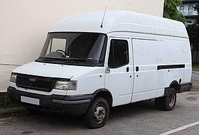 fe14e47f377b63 2004 LDV 400 Convoy Diesel LWB 2.4 Front.jpg