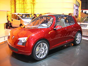 Renault Zoe - Image: 2005 03 04 Motorshow Geneva 059