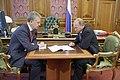 2008-07-09 Владимир Путин, Виктор Христенко (1).jpeg