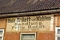 2008 Stralsund - Altstadt (59) - Jahrzehnte alt, und es ist immer noch lesbar. - ... und diese Telefonnummer 1234 (14990103441).jpg