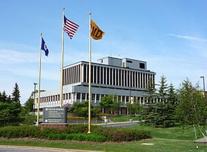 University of Minnesota Duluth - Darland Administration Building