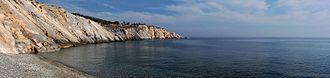 Maroneia - Marmaritsa beach, Maroneia.
