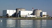 Block 1 und 2 des Kernkraftwerks Fessenheim