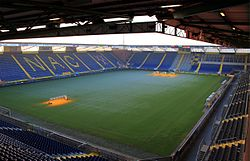 Nac Breda Stadium Information | RM.