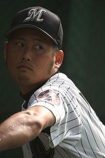 Tomohisa Otani Japanese baseball player