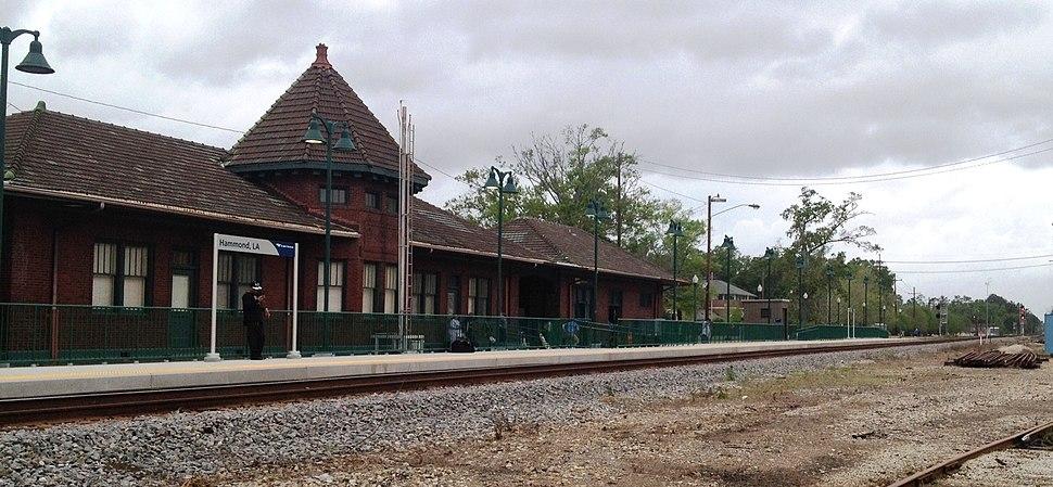 2012-03-20 Hammond LA Amtrak station