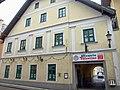 2012.01.15 - Weyer38 - Wohnhaus, ehem. Gasthaus zum Schwarzen Bären, Oberer Markt 4 - 01.jpg