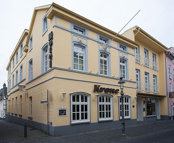 Hotel Deutsch Krone Bad Essen Speisekarte