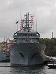 2013-08-30 Севастополь. Вспомогательное судно A512 Mosel ВМС Германии (5).JPG