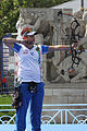 2013 FITA Archery World Cup - Mixed Team compound - Final - 02.jpg