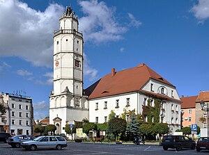 Paczków - Town hall