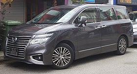 Nissan Elgrand - Wikipedia