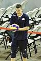 20140826 - press conference - FIVB Volleyball Men's World Championship - Jenia Grebennikov 02.jpg